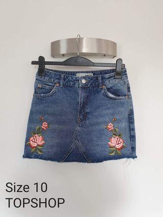 Topshop size 10