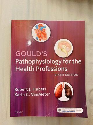 Pathophysiology Nursing textbook