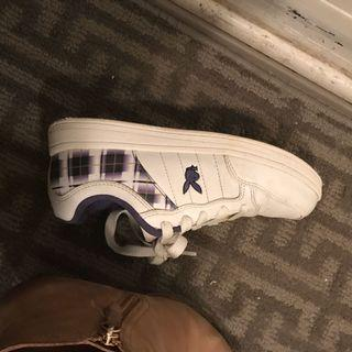 *REDUCED PRICE* playboy sneakers