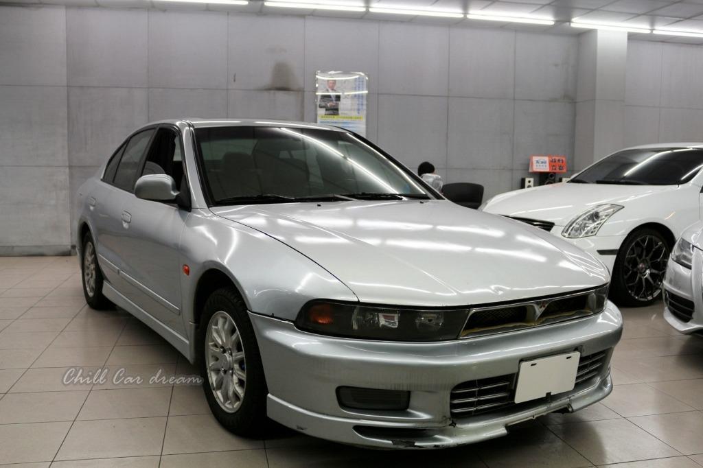 1998年 MITSUBISHI Galant 車況好