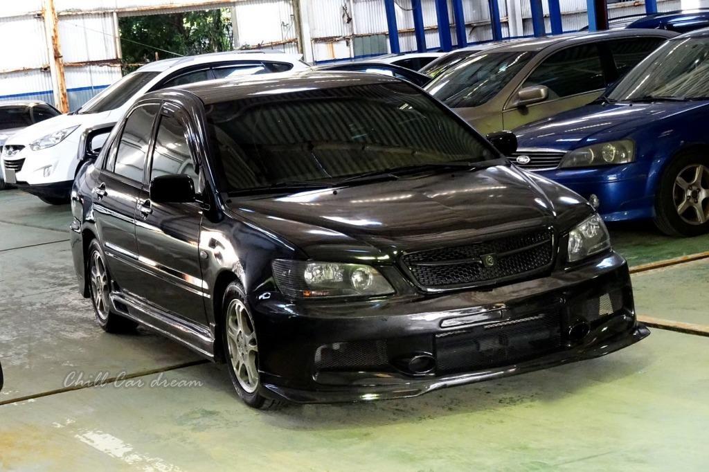 2002年 三菱 LANCER 車況好 (賞車加賴 la891121)