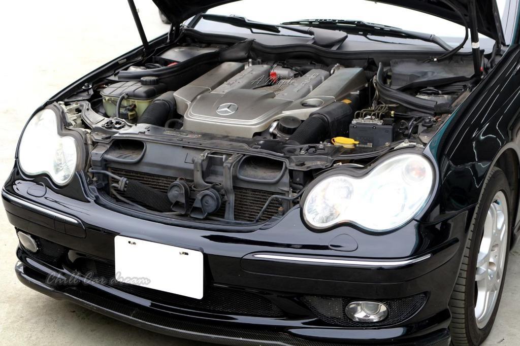 2003年 BENZ C32 AMG 車況好