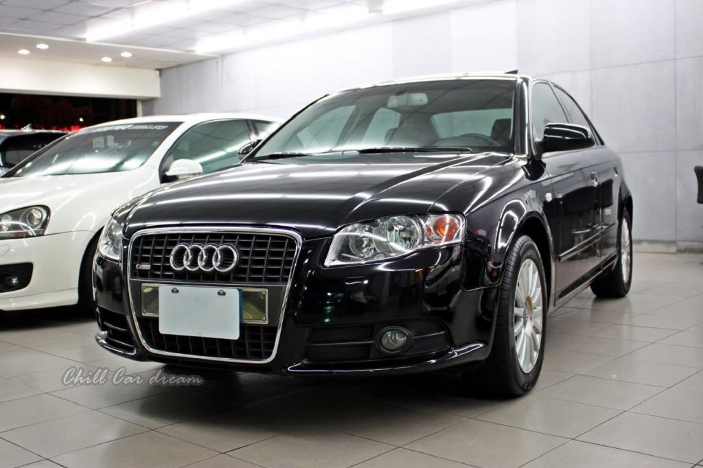 2006年 AUDI A4 車況好 (賞車加賴 la891121)