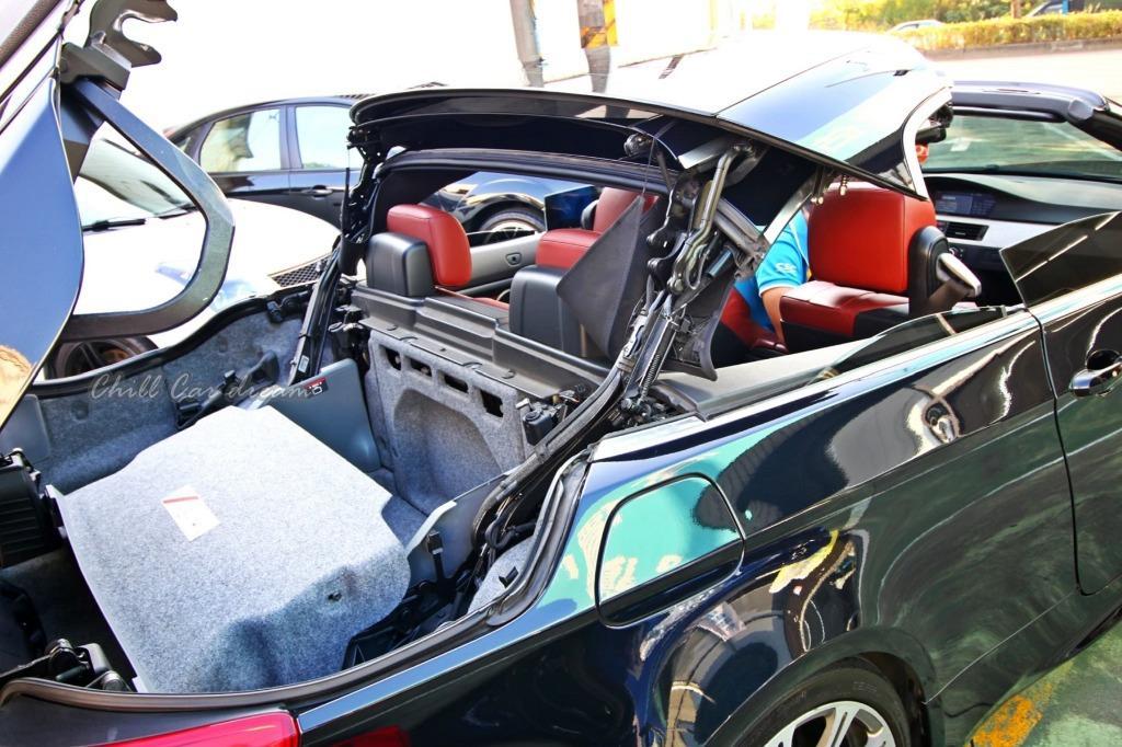 2008年 BMW E93 335CIC  敞篷 車況好