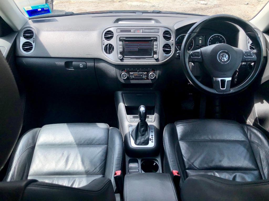 2011 Volkswagen Tiguan 2.0 TSI SUV (A)  SUPER YEAR PROMOTION