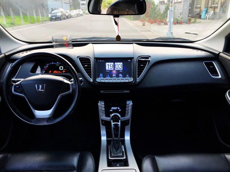 2012 納智捷 S5 2.0T 頂級 純跑8萬 可增貸10萬up