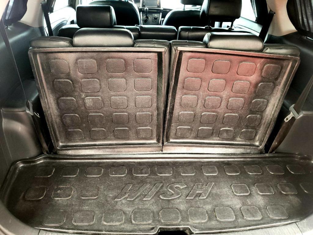 2012年WISH 舒適7人座 一手車 原版件 可全額貸 超額貸 請洽:0932171411或LINEID:0932171411
