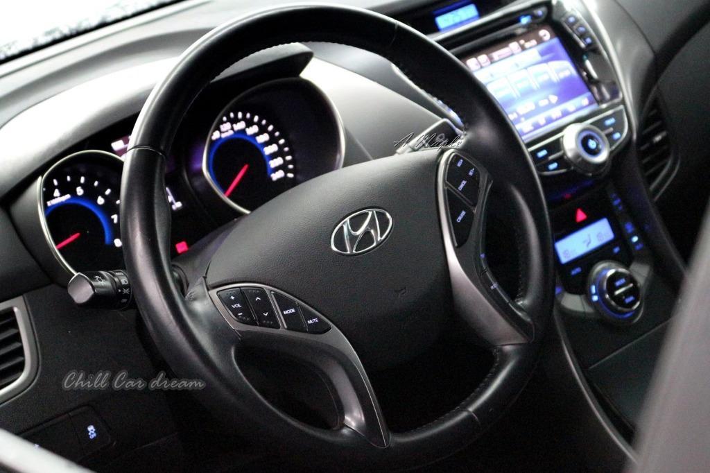 2013 Hyundai ELANTRA EX 車況好