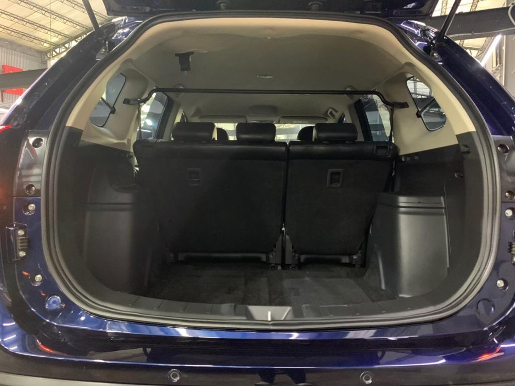 2017年 Mitsubishi Outlander 2.4藍鵲藍