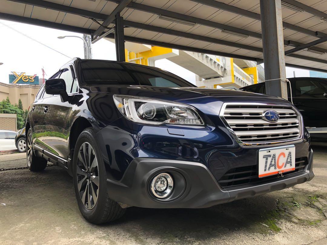 2017 Outback 4WD 頂級款 舒適豪華 原廠保養
