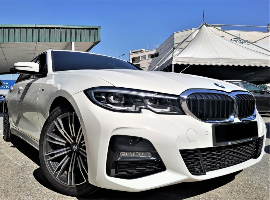 2019 BMW 330i 2.0 M Sport Sedan [CBU][TWO DIGIT NUMBER][UNDER WARRANTY][FREE SERVICE]