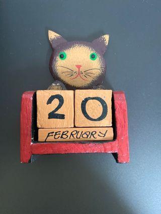 貓咪翻轉日期📅