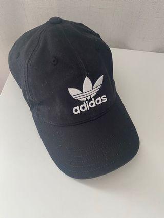 Adidas Black Baseball Cap