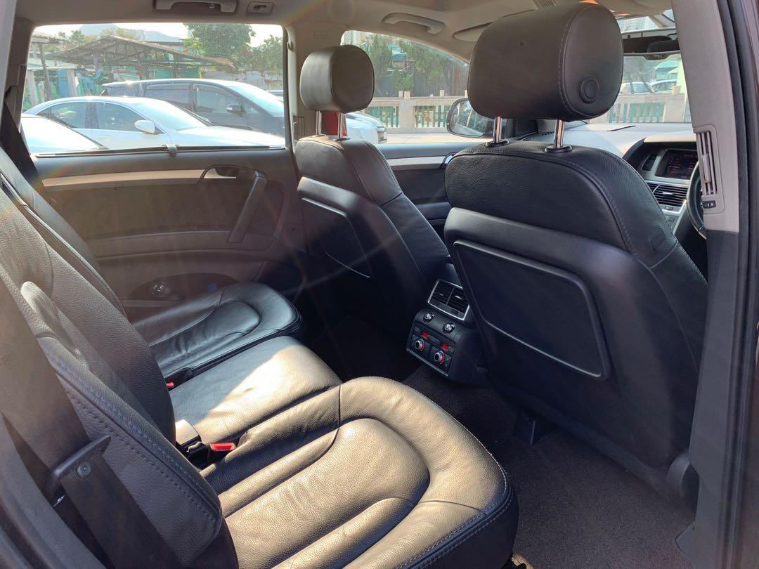 Audi A7 Sedan 3.0 TFSI quattro Auto