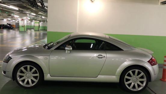 Audi TT Coupe 1.8 Turbo (A)