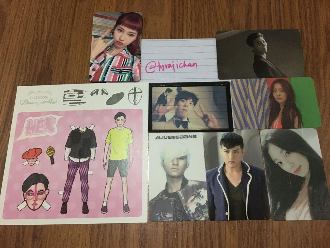 Block B / Bastarz / Super Junior / ZE:A / Uni.t PC
