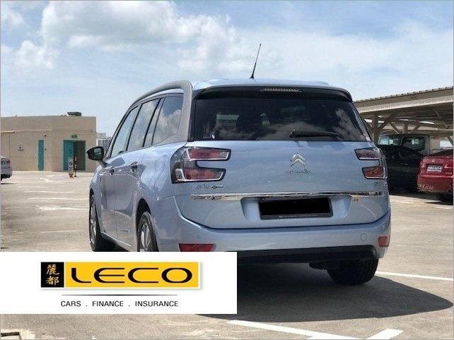 Citroen Grand C4 Picasso Diesel 1.6 Auto BlueHDi 120 EAT6