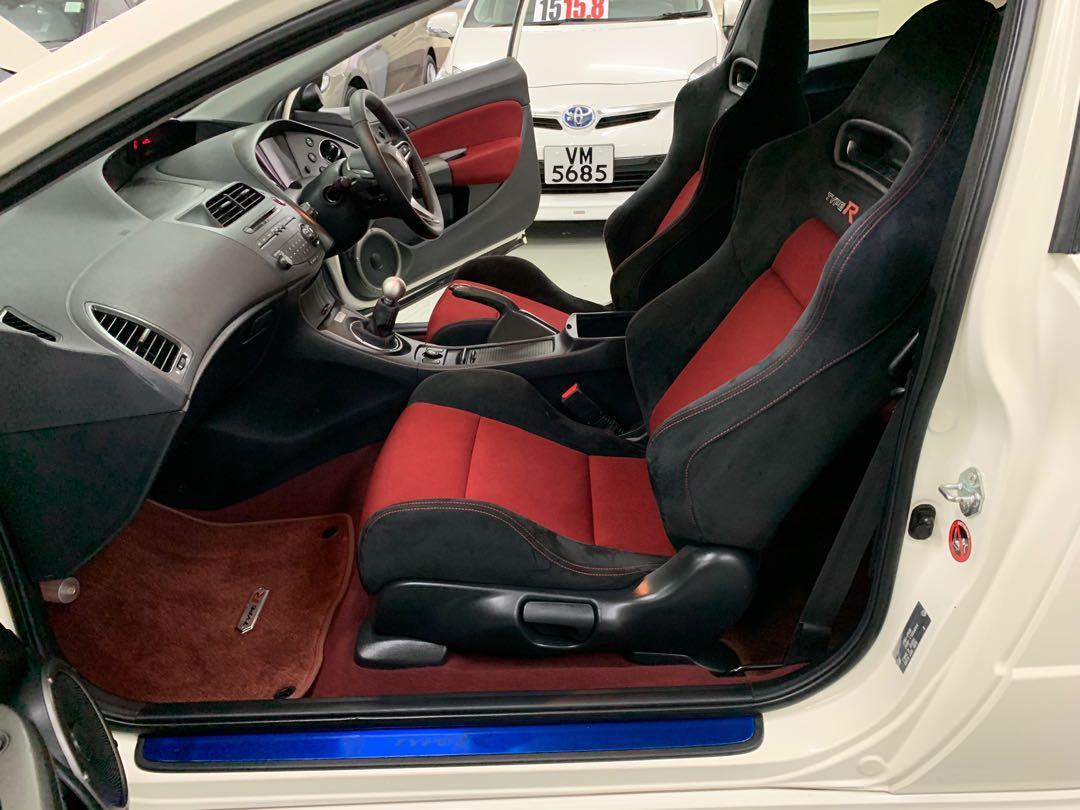 Honda Civic Type R Manual