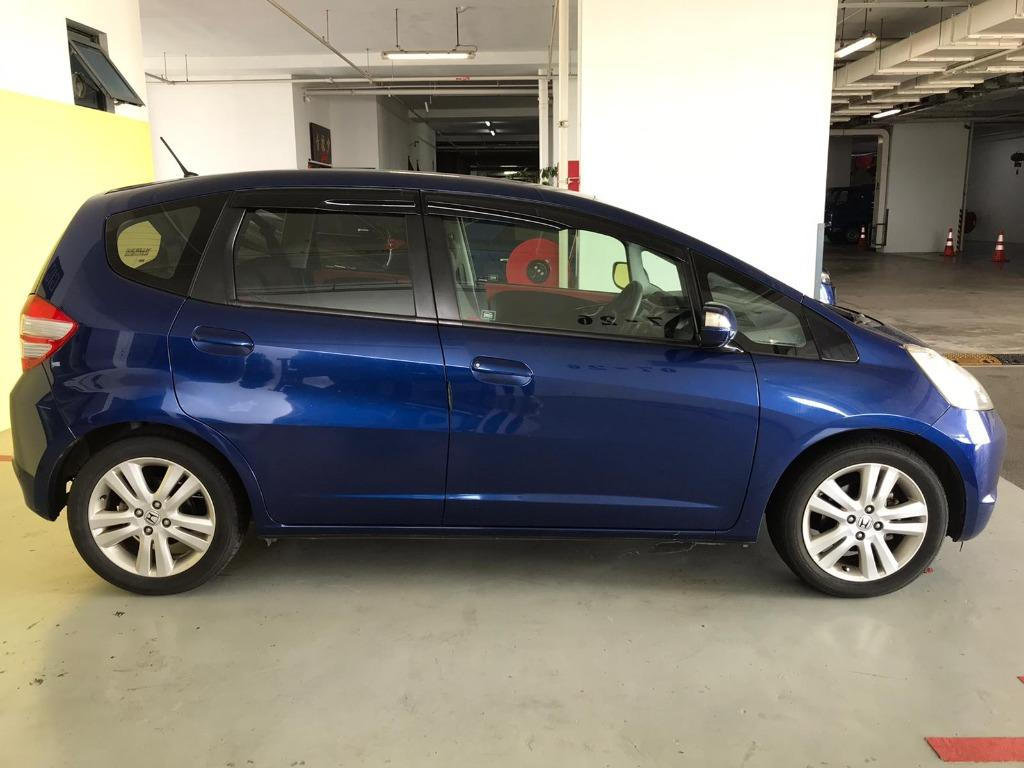 Honda Jazz 1.4A FRIYAYYY!!! *JUST IN* We have lowered rental rates due to Coronavirus for you to travel with a peace of mind. Fuel efficient & Spacious. Just $500 Deposit driveoff immediately. No hidden cost. Whatsapp 8188 8616 now!