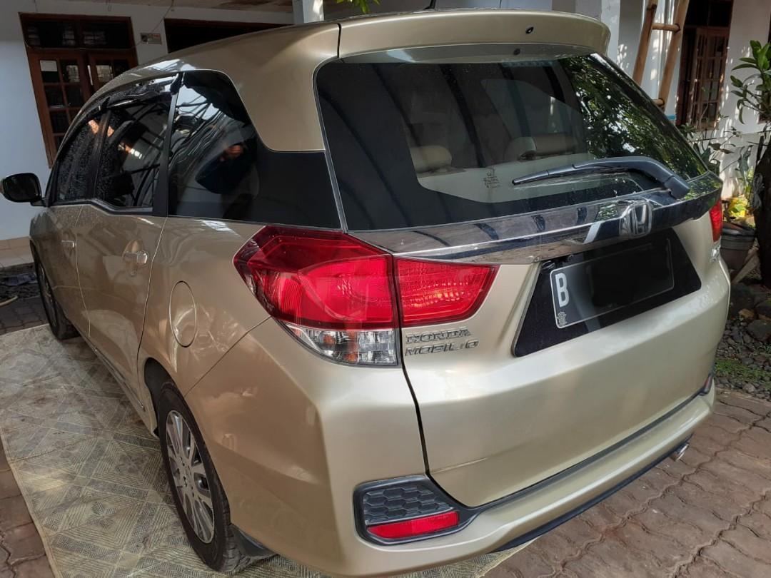 Honda Mobilio 2014 E Prestige Matic.Pajak panjang 1 thn