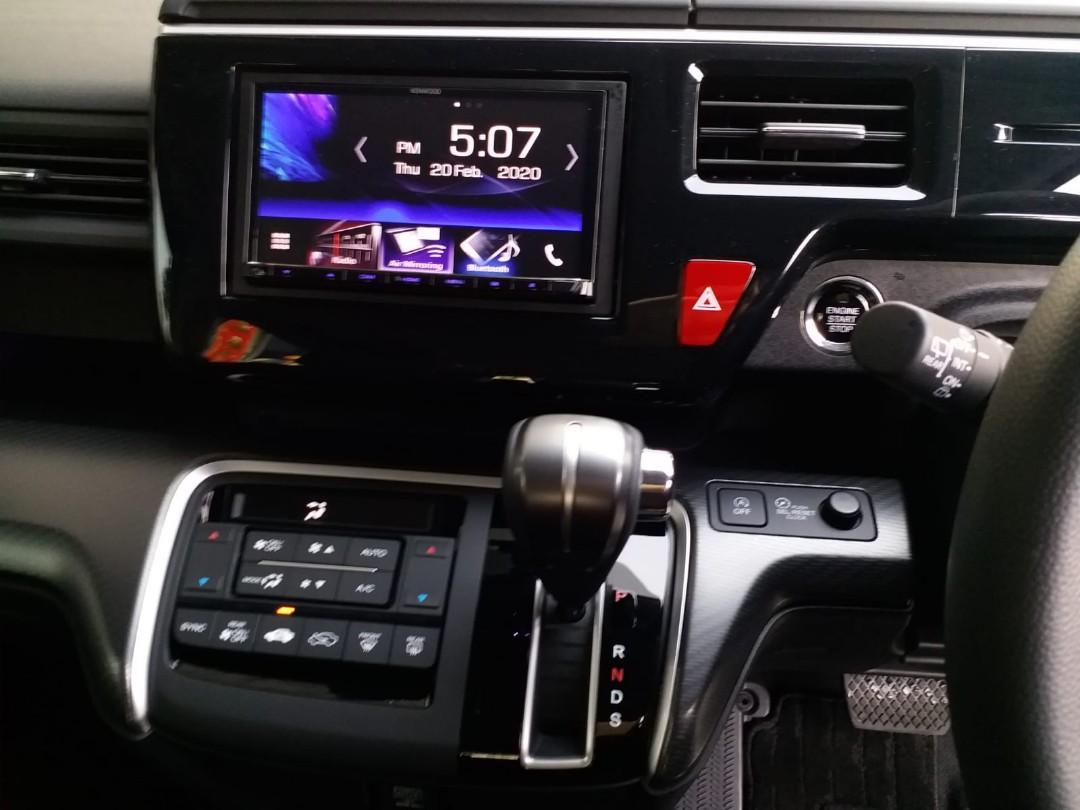 Honda Stepwagon 1.5 Spada Manual