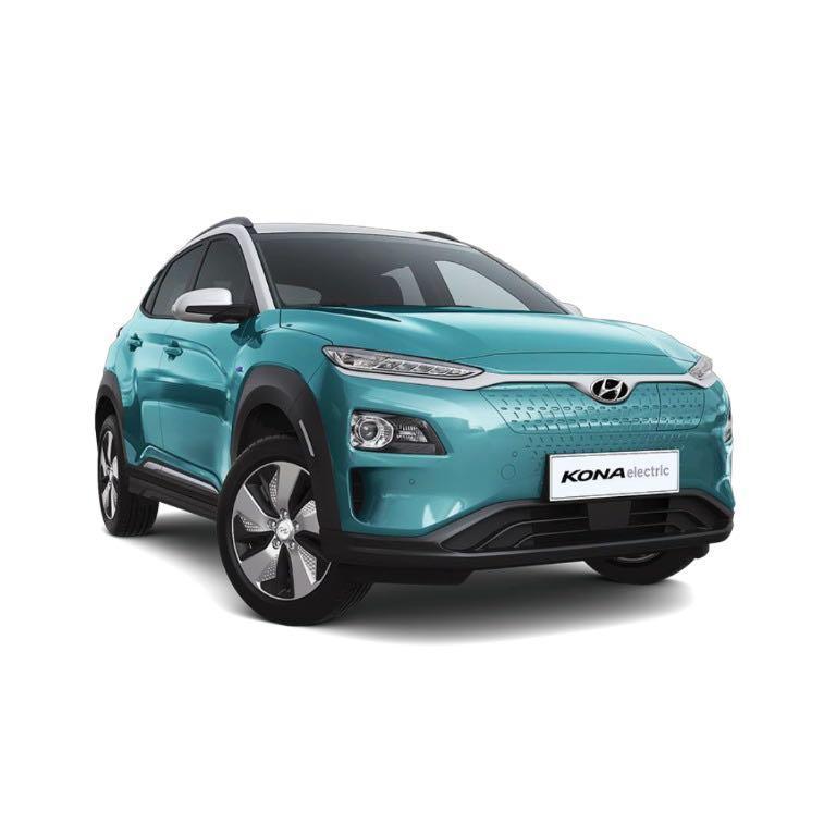 [No-Frills Promo] Hyundai Kona EV 2019