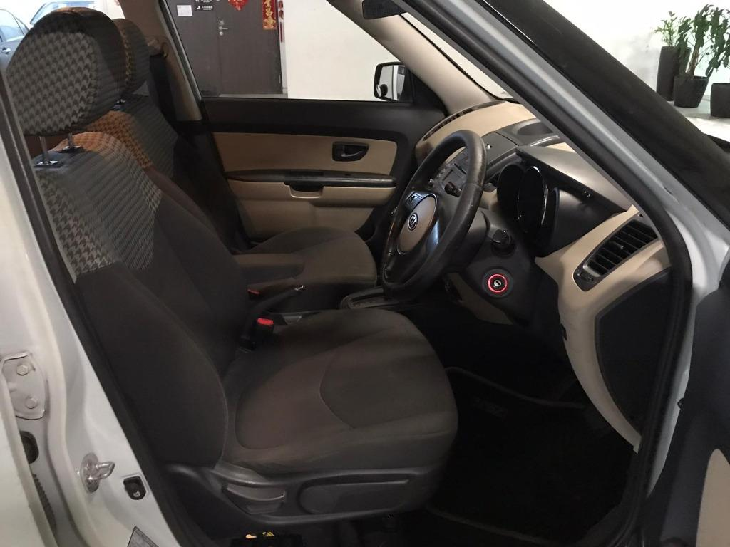KIA Soul FRIYAYYY!!!  We have lowered rental rates due to Coronavirus for you to travel with a peace of mind. Fuel efficient & Spacious. PHV/ Personal/ Parcel delivery ready. Just $500 Deposit driveoff immediately. No hidden cost. Whatsapp 8188 8616 now!