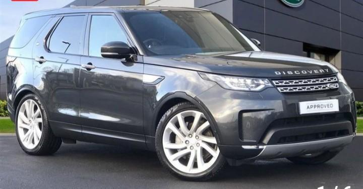 Land Rover Discovery 2019 Mwell 3.0 Sdv6 Hse Luxury 5Dr Auto