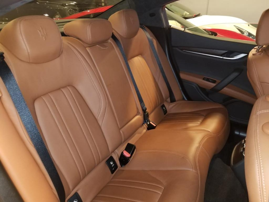 Maserati Ghibli S Auto