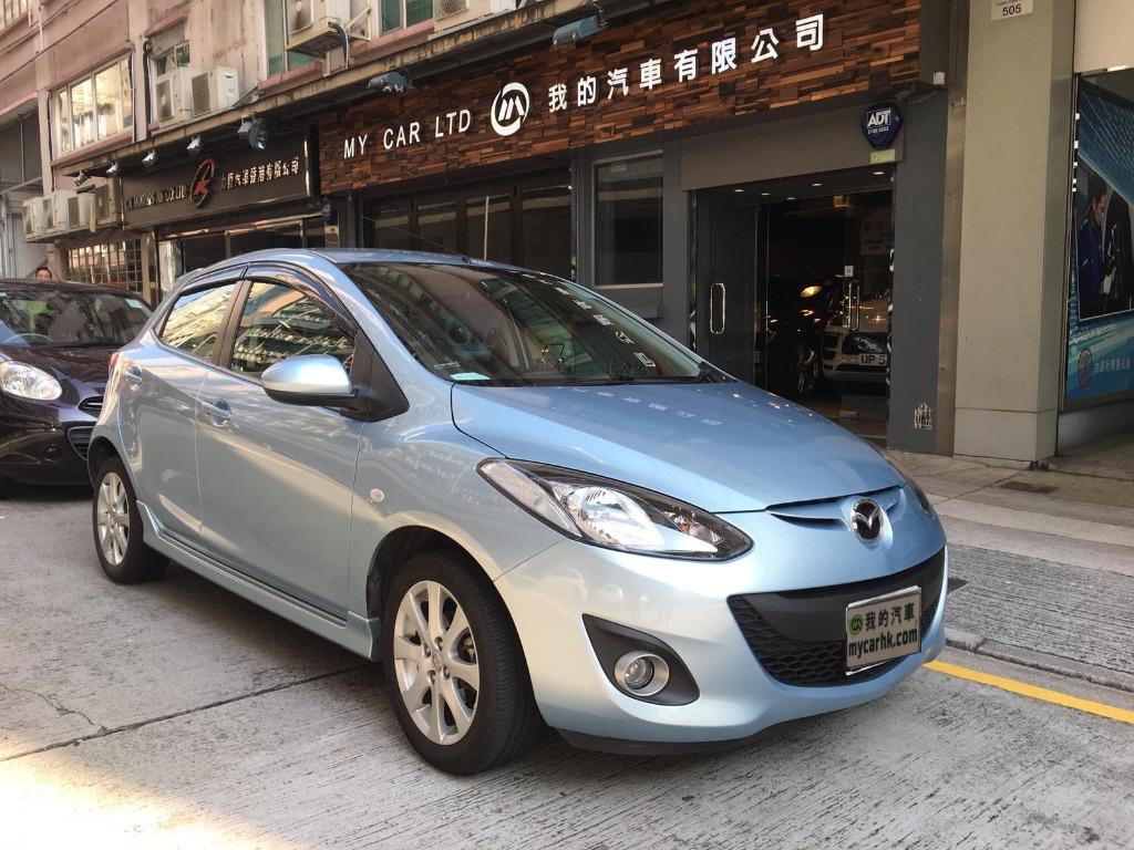 Mazda 2 1.3 2011 Auto