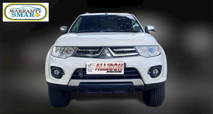 Mitsubishi Pajero Sport Exceed AT Diesel 2013 Putih, Dp 9,9 Jt, No Pol Ganjil