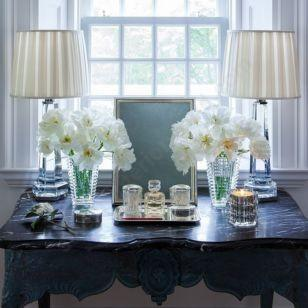 New Baccarat crystal Table Lamps Liquidation reg price $6200.00