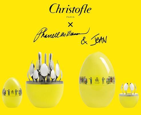 New Christofle silver spoons set Liquidation reg price $1100.00