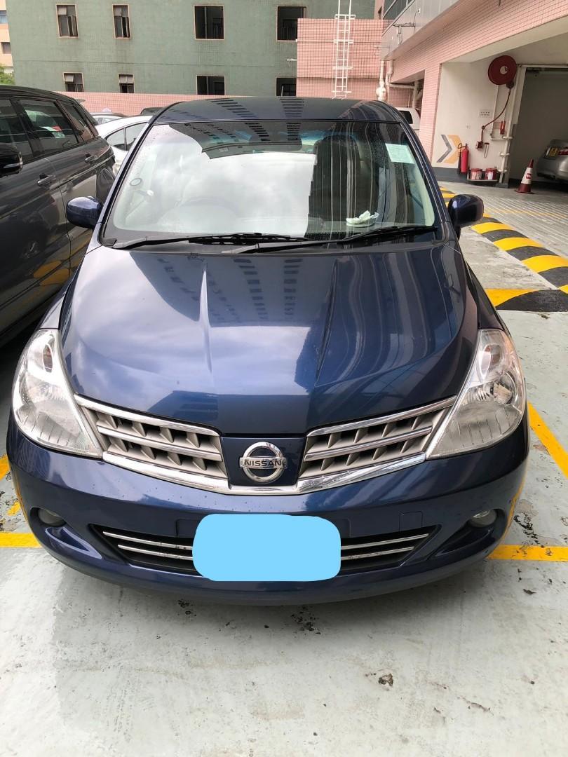 Nissan Tiida Hatchback Auto
