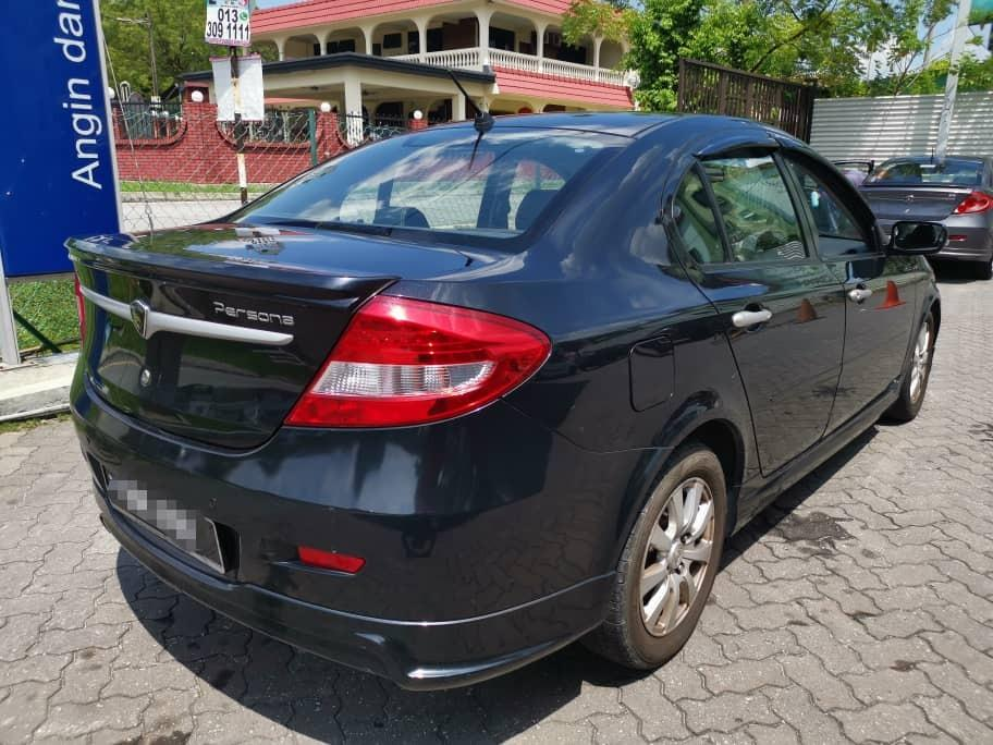PROTON PERSONA 1.6(AT) FULL SPEC 2011_TIPTOP LIKE NEW_LEATHER SEAT_BLIST CAN L0AN