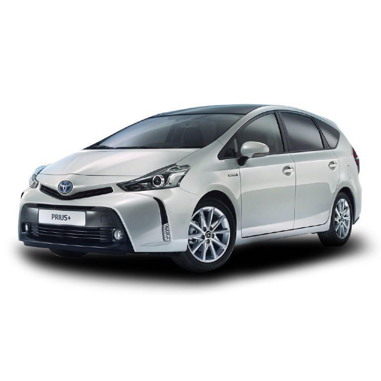 Toyota Prius Plus/Alpha Hybrid (Brand New & 2018 Models)