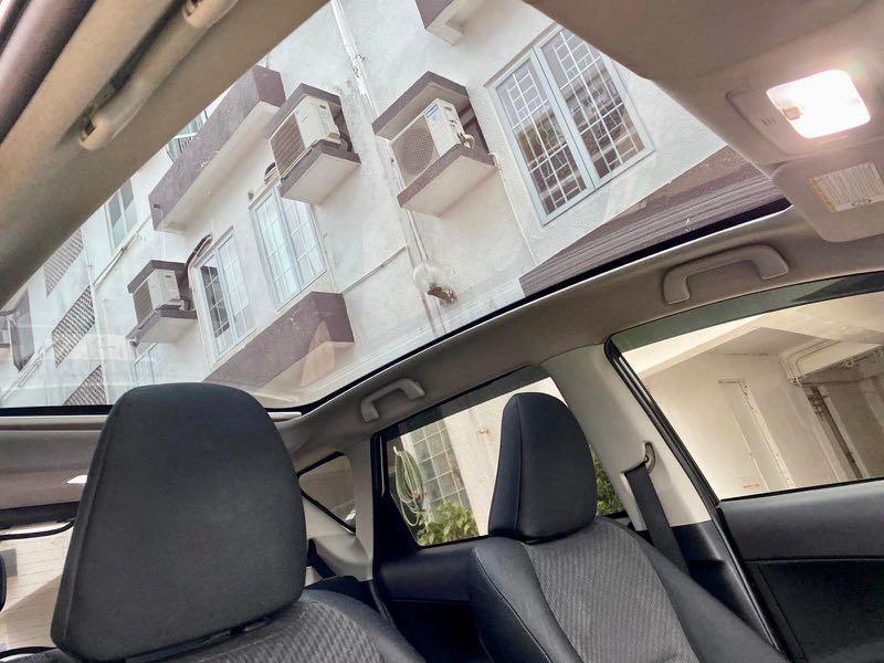 Toyota Ractis  2013 天窗版  Auto