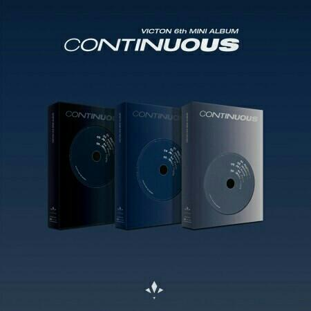 (Choose version) Victon 6th Mini Album : Continuous PRE ORDER
