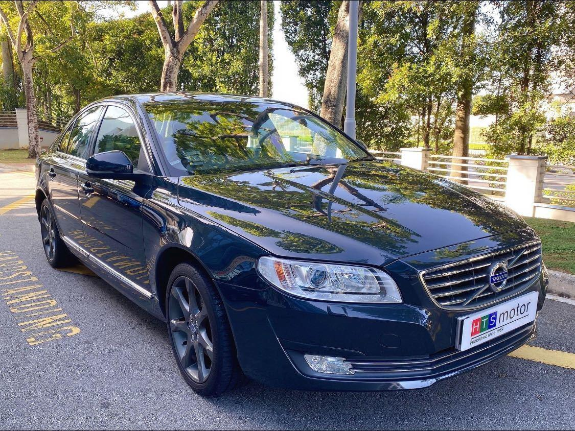 VOLVO S80 T5 2.0 A