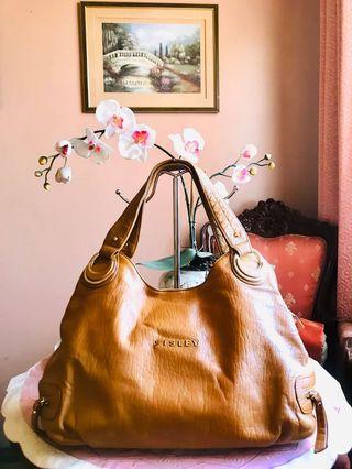 SALE! Original Sisley Genuine Leather Shoulder/Handbag (Excellent Condition, Free Shipping)