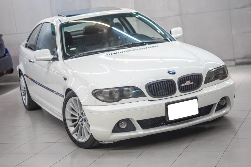 2005 BMW 318i E46