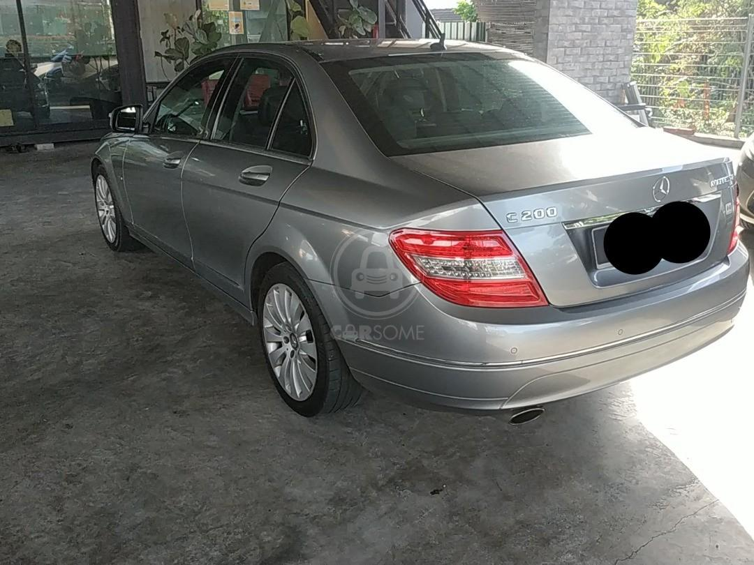 2008TH🚘MERCEDES-BENZ C200K 1.8AT W204 Cash OfferPrice💲Rm43,800 Only🚨️️Lowest Price InJB 🎉Call📲 KeongForMore‼🤗Customer Trade In Good Condition Car🚘