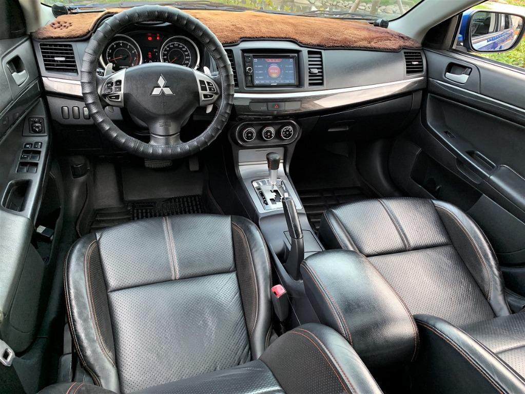 2012頂規Lancer io 免頭款全額貸 FB搜尋:阿億嚴選 好車至上 非Fortis、Elantra、Civic