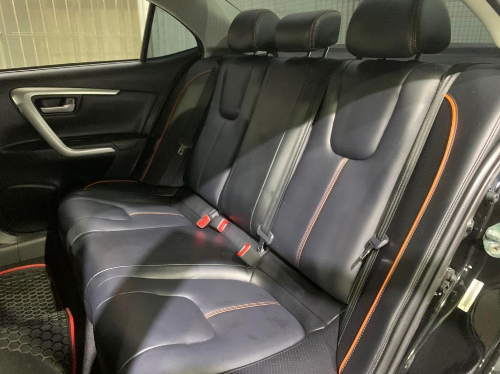 2017年 Mitsubishi Grand Lancer 1.8黑