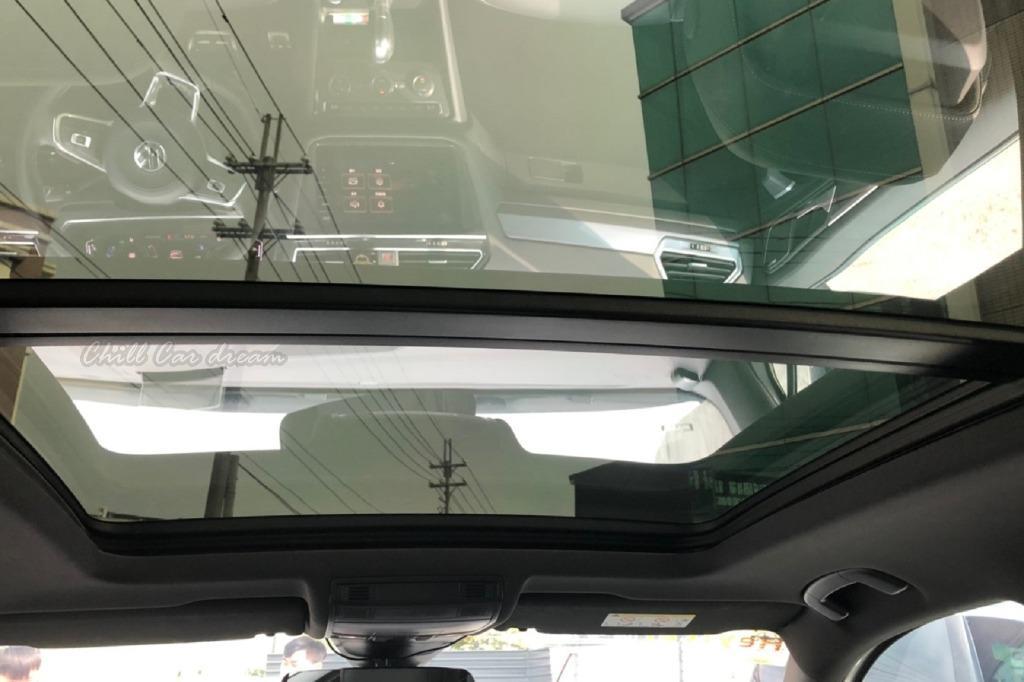 2019年 福斯 Tiguan allspace 380 tsi rline 車況好 跑少 (賞車加賴 la891121)