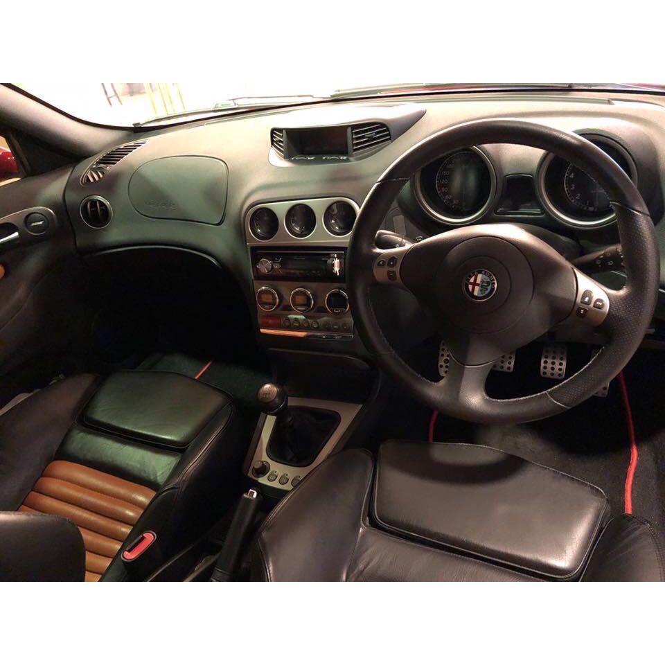 Alfa Romeo 156 3.2 GTA (M)