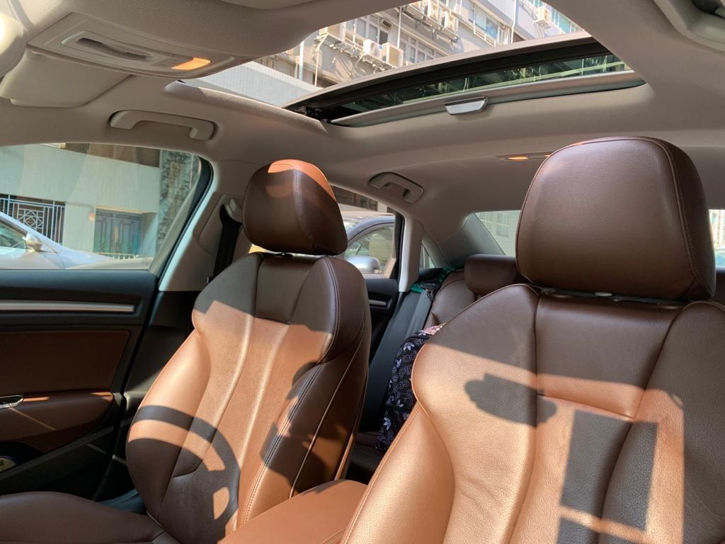 Audi A3 Sedan 1.4 TFSI S tronic Ambiente (A)