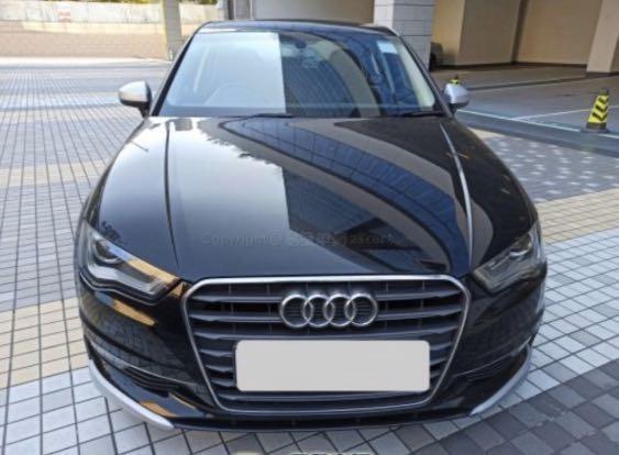 Audi A3 Sedan sline Auto