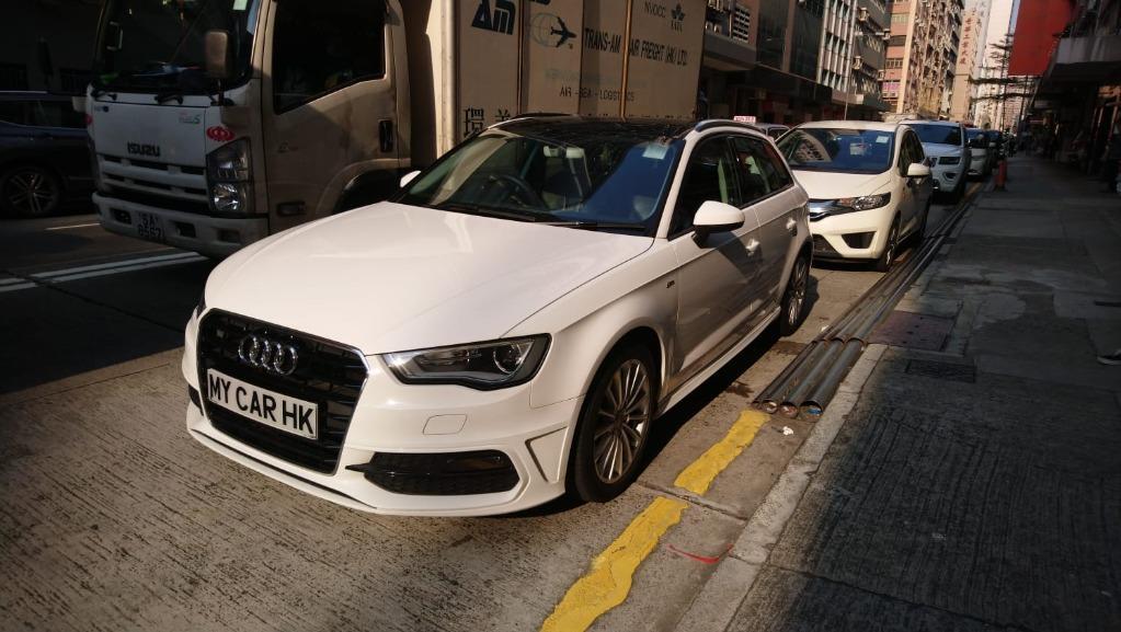 Audi A3 Sportback 1.4 TFSI S tronic 5-Dr (A)