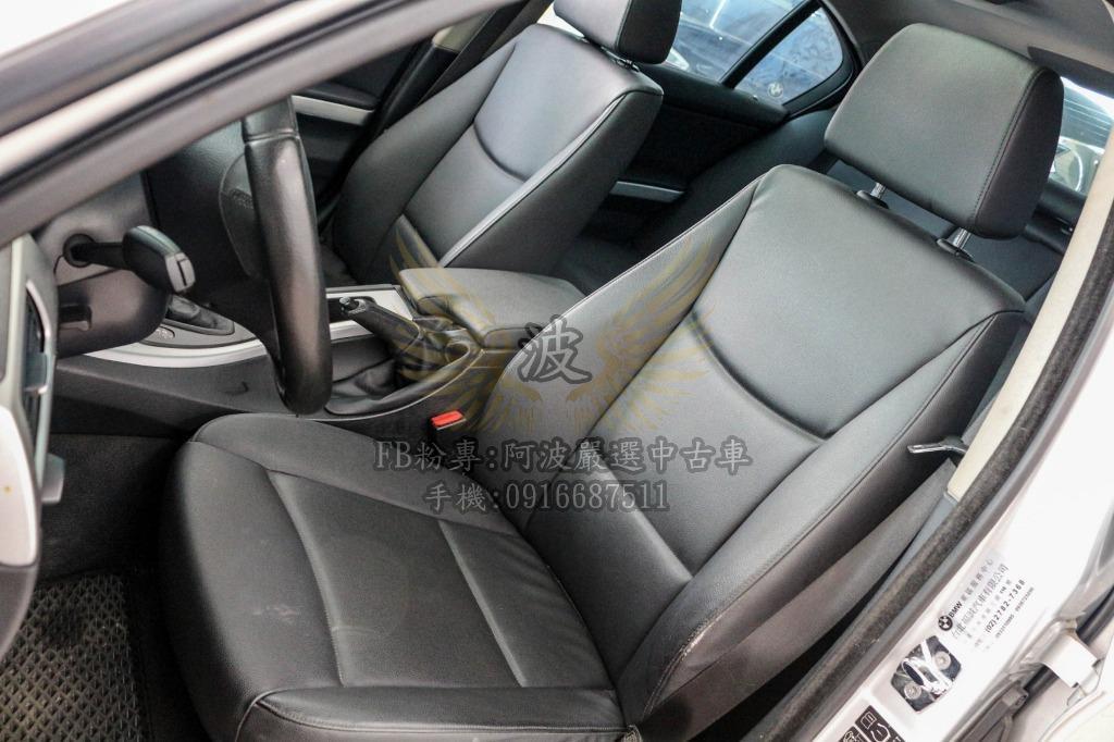 BMW 320I 優質原廠車 客製化改裝